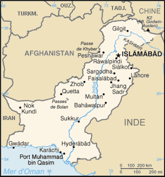 Pakistan Atlas