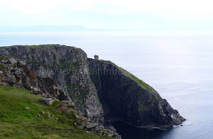 falaise de Slieve league