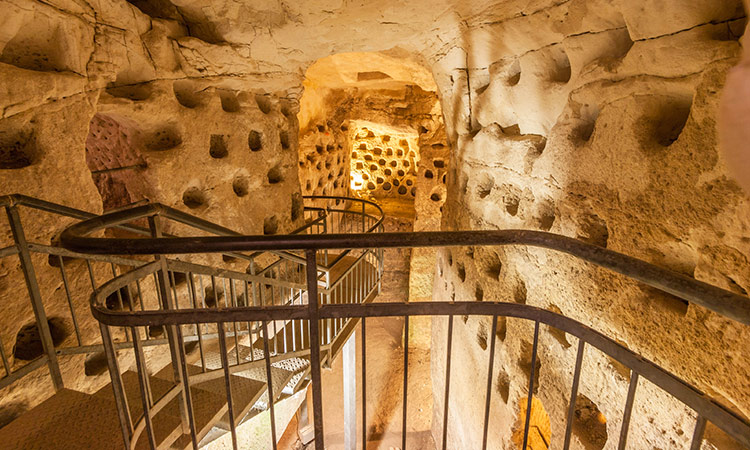 Grottes Bet Guvrin Israel