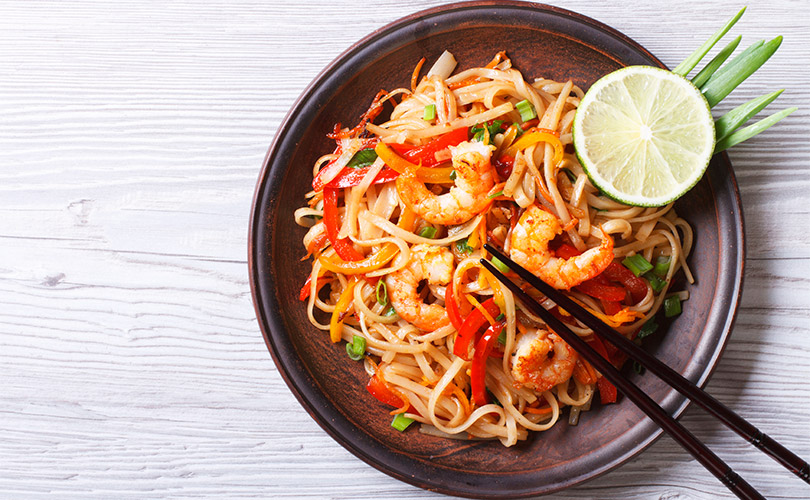 Pad Thai, plat traditionnel thaïlandais