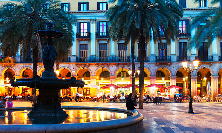 Quartier gothique Barcelone