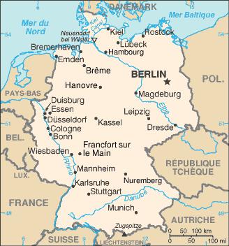 Allemagne Atlas