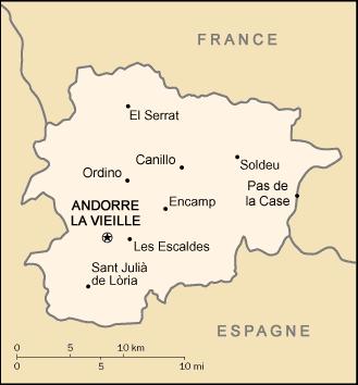 Andorre Atlas