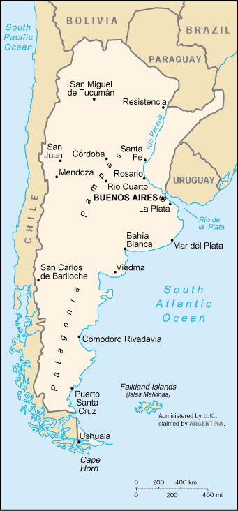 Argentine Atlas