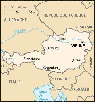 Autriche Atlas