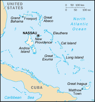 Bahamas Atlas