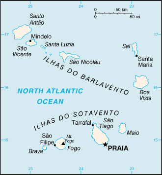 Cap-Vert Atlas