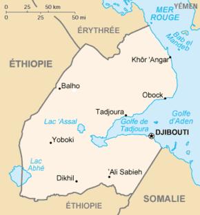 Djibouti Atlas