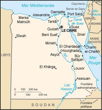 Égypte Atlas