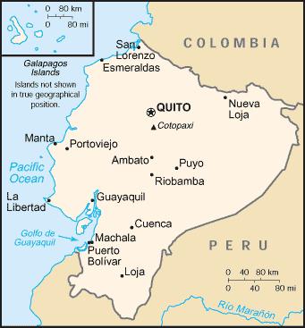 Équateur Atlas