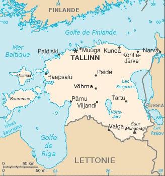 Estonie Atlas