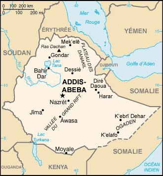 Éthiopie Atlas