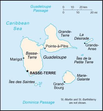 Guadeloupe Atlas