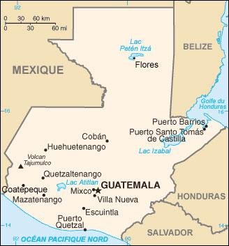 Guatemala Atlas
