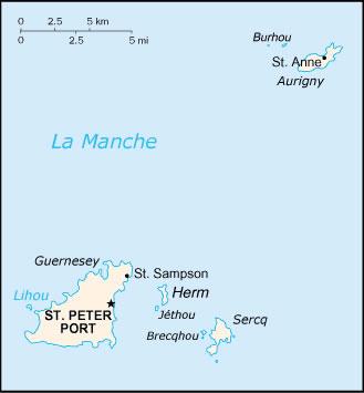 Guernesey Atlas