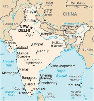 Inde Atlas