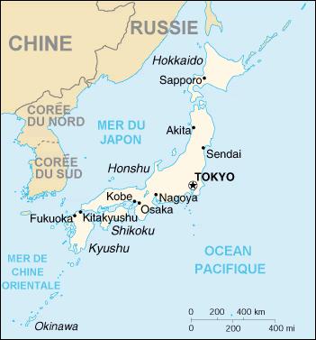 Japon Atlas