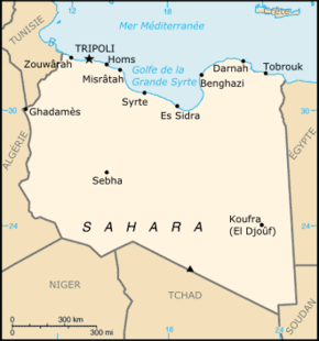 Libye Atlas