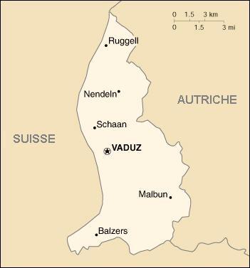 Liechtenstein Atlas