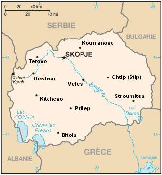 Macédoine Atlas