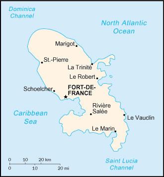 Martinique Atlas