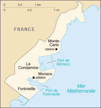 Monaco Atlas