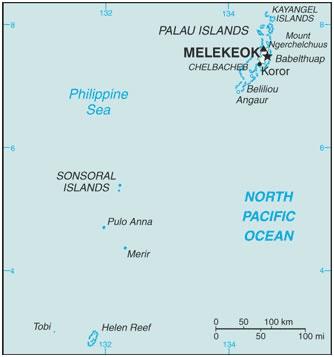 Palaos Atlas