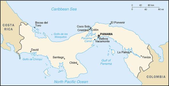 Panama Atlas