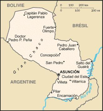 Paraguay Atlas