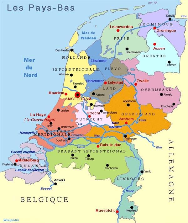 Pays-Bas Atlas