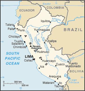 Pérou Atlas