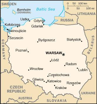 Pologne Atlas