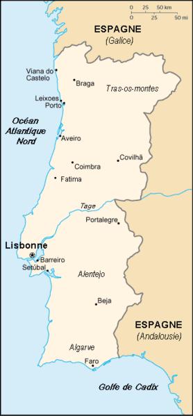 Portugal Atlas