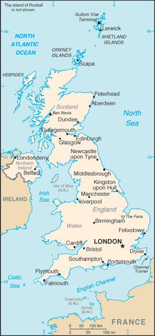 Royaume-Uni Atlas