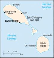 Saint-Christophe-et-Niévès Atlas