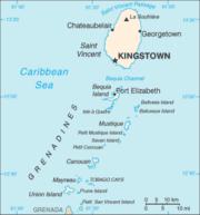 Saint-Vincent-et-les-Grenadines Atlas