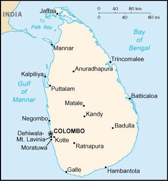 Sri Lanka Atlas