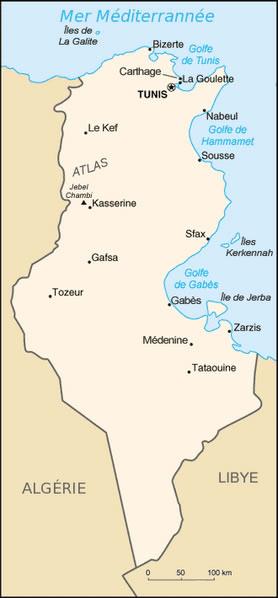 Tunisie Atlas