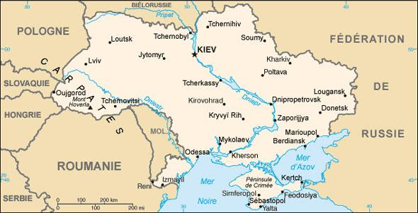 Ukraine Atlas