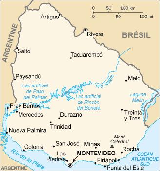 Uruguay Atlas