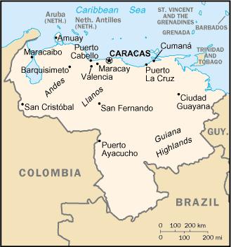 Venezuela Atlas