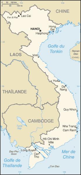 Vietnam Atlas