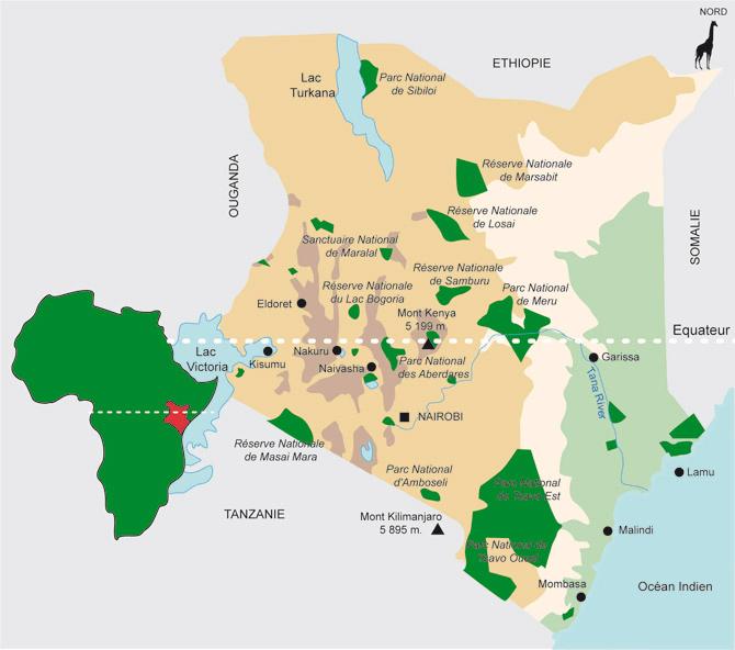 Kenya Atlas