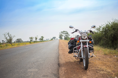 5 destinations insolites pour un voyage en moto