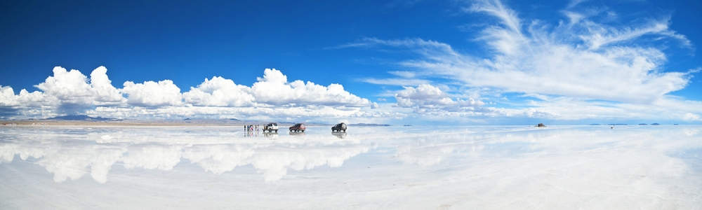 Désert Uyuni Bolivie